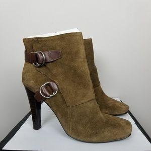Nine West Shiona heeled ankle boot